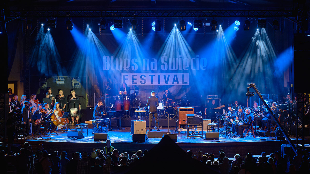 Blues na Świecie Festival, koncert z BNŚ'2018