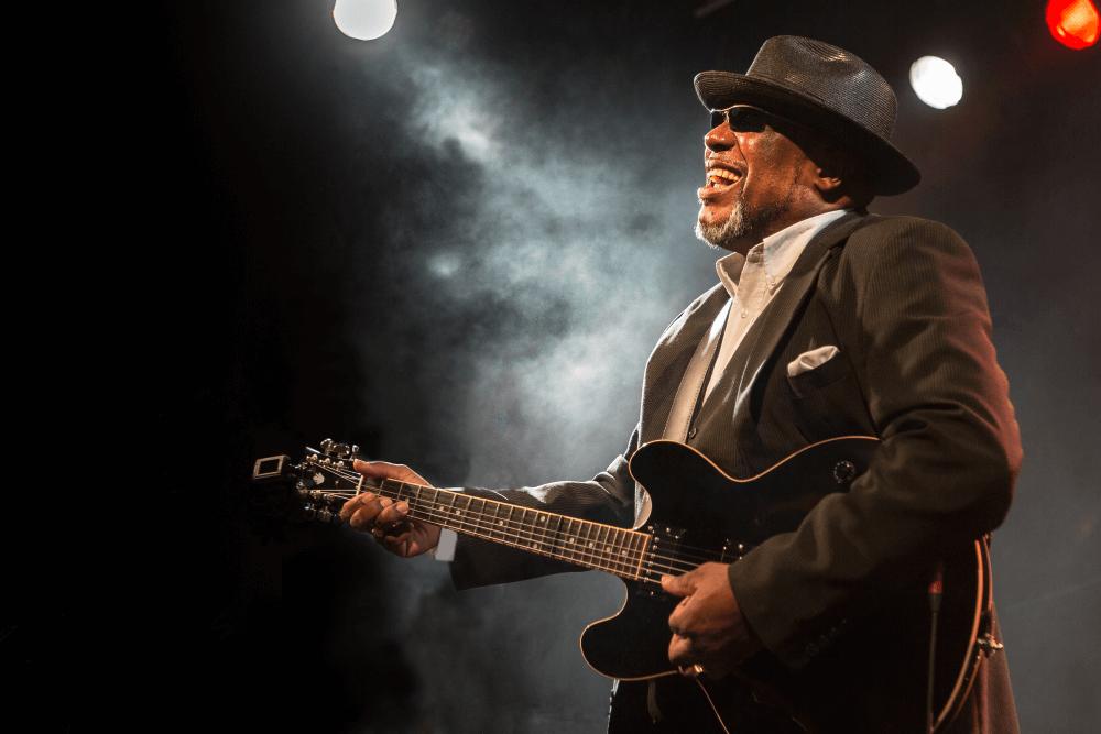 Big Daddy Wilson wystąpi ze swoim koncertem na Blues na Świecie Festival 2020